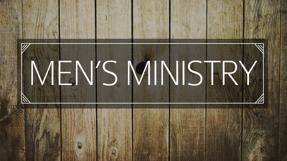 Bible study for mens groups